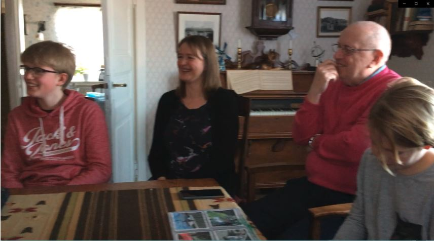 3:e workshopen i Torslanda