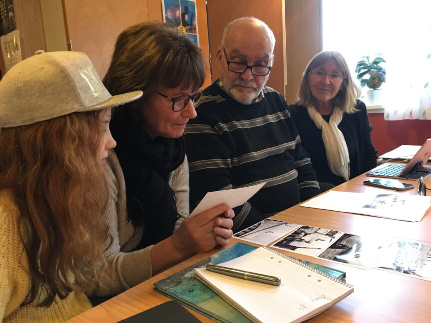 4:e workshop i Hamburgsund