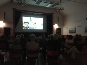 Filmvisning Folkets Hus i Hamburgsund
