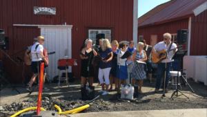 Filmvisning på Björkö under Västerhavsveckan